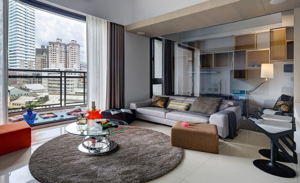 Wood Box Apartments From Cloud Pen Studio In Taichung, Taiwan 5