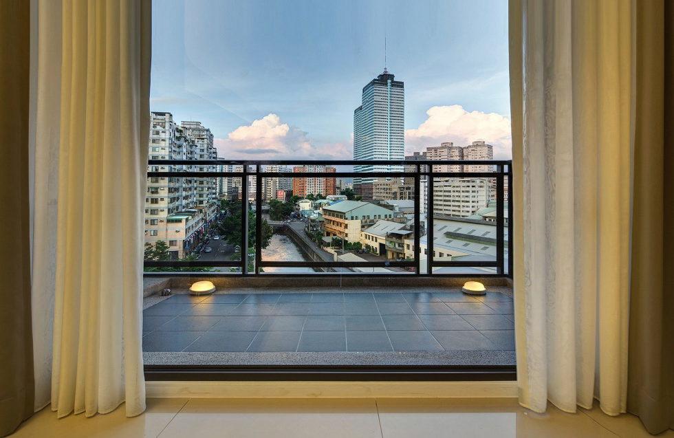 Wood Box Apartments From Cloud Pen Studio In Taichung, Taiwan 8
