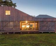 Zilvar The Modern House In Czech Village From ASGK Design Studio 1