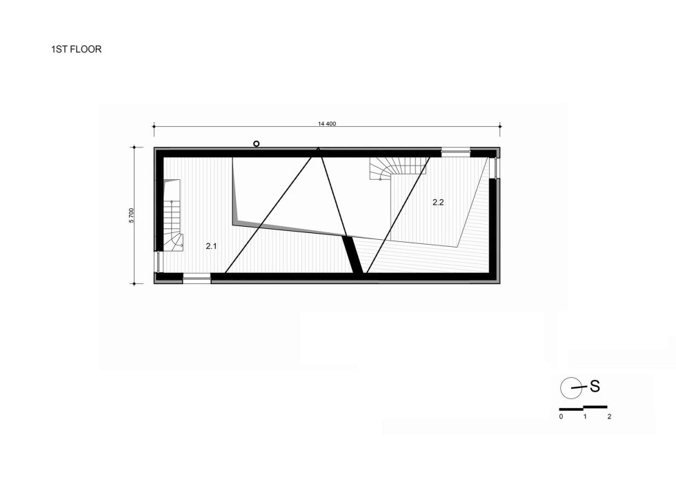 Zilvar The Modern House In Czech Village From ASGK Design Studio 17
