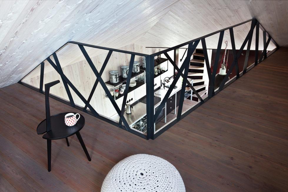 Zilvar The Modern House In Czech Village From ASGK Design Studio 2
