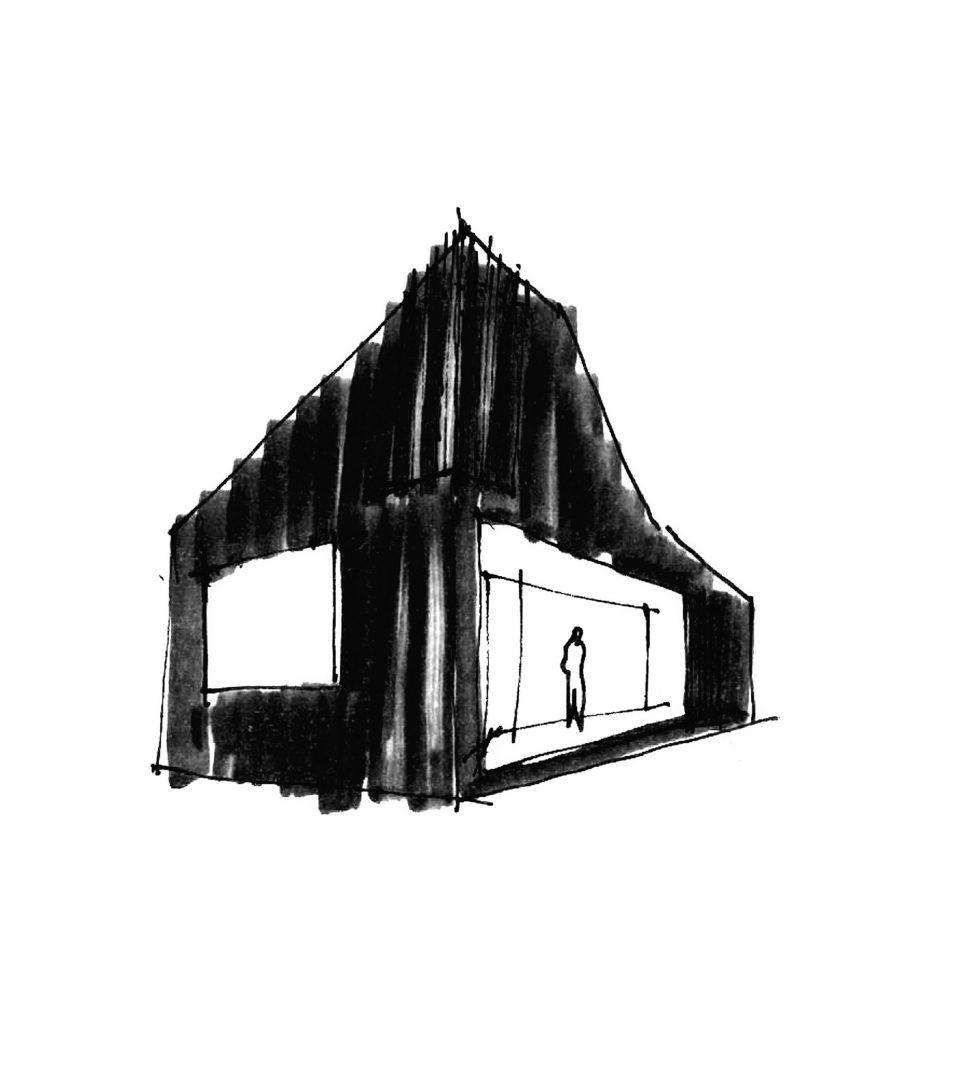 Zilvar The Modern House In Czech Village From ASGK Design Studio 23