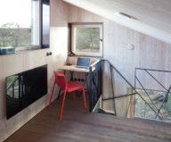 Zilvar The Modern House In Czech Village From ASGK Design Studio 4