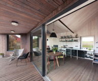 Zilvar The Modern House In Czech Village From ASGK Design Studio 7
