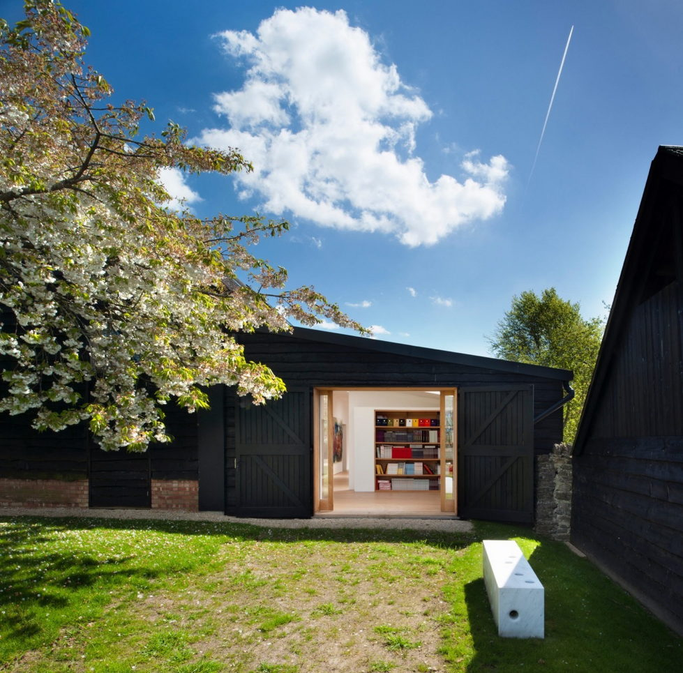 Albion Barn from Studio Seilern Architects in Oxford, UK 1