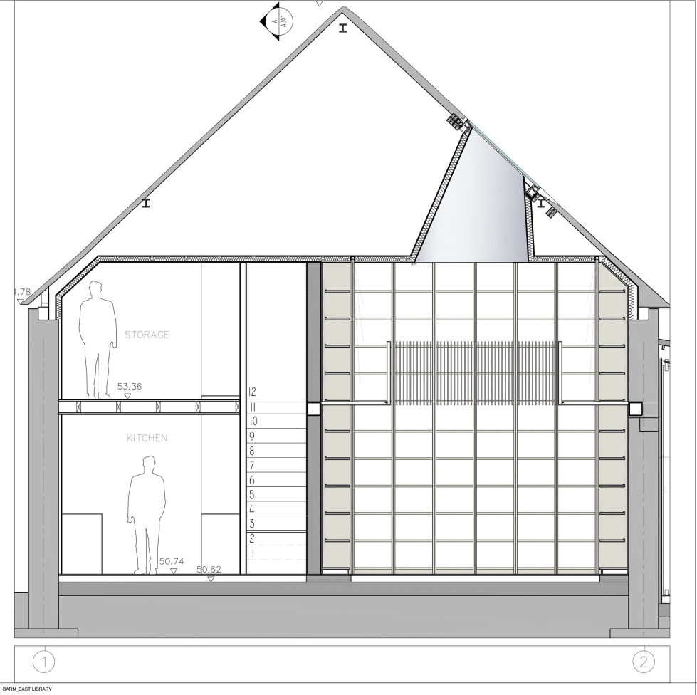 Albion Barn from Studio Seilern Architects in Oxford, UK 23