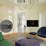 Apartment SP in Ljubljana, Slovenia by SADAR+VUGA studio 1