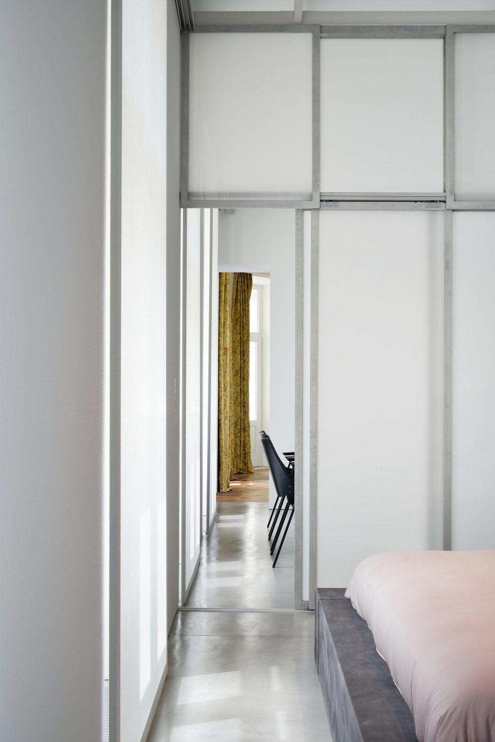 Apartment SP in Ljubljana, Slovenia by SADAR+VUGA studio 12