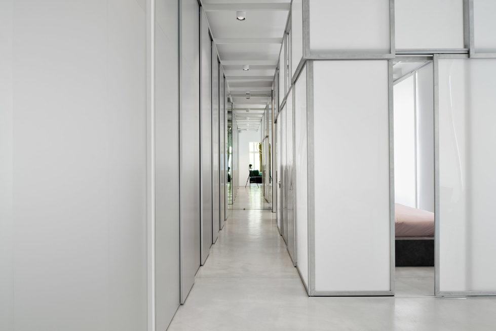 Apartment SP in Ljubljana, Slovenia by SADAR+VUGA studio 14