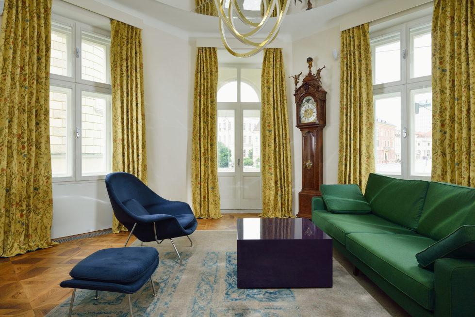 Apartment SP in Ljubljana, Slovenia by SADAR+VUGA studio 2