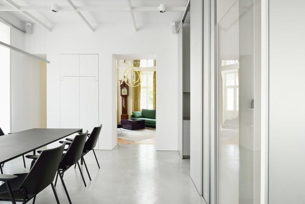 Apartment SP in Ljubljana, Slovenia by SADAR+VUGA studio 20