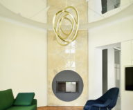 Apartment SP in Ljubljana, Slovenia by SADAR+VUGA studio 6