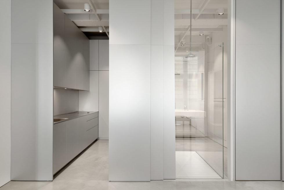 Apartment SP in Ljubljana, Slovenia by SADAR+VUGA studio 7