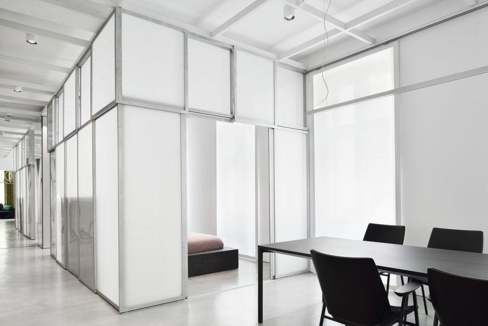 Apartment SP in Ljubljana, Slovenia by SADAR+VUGA studio 8