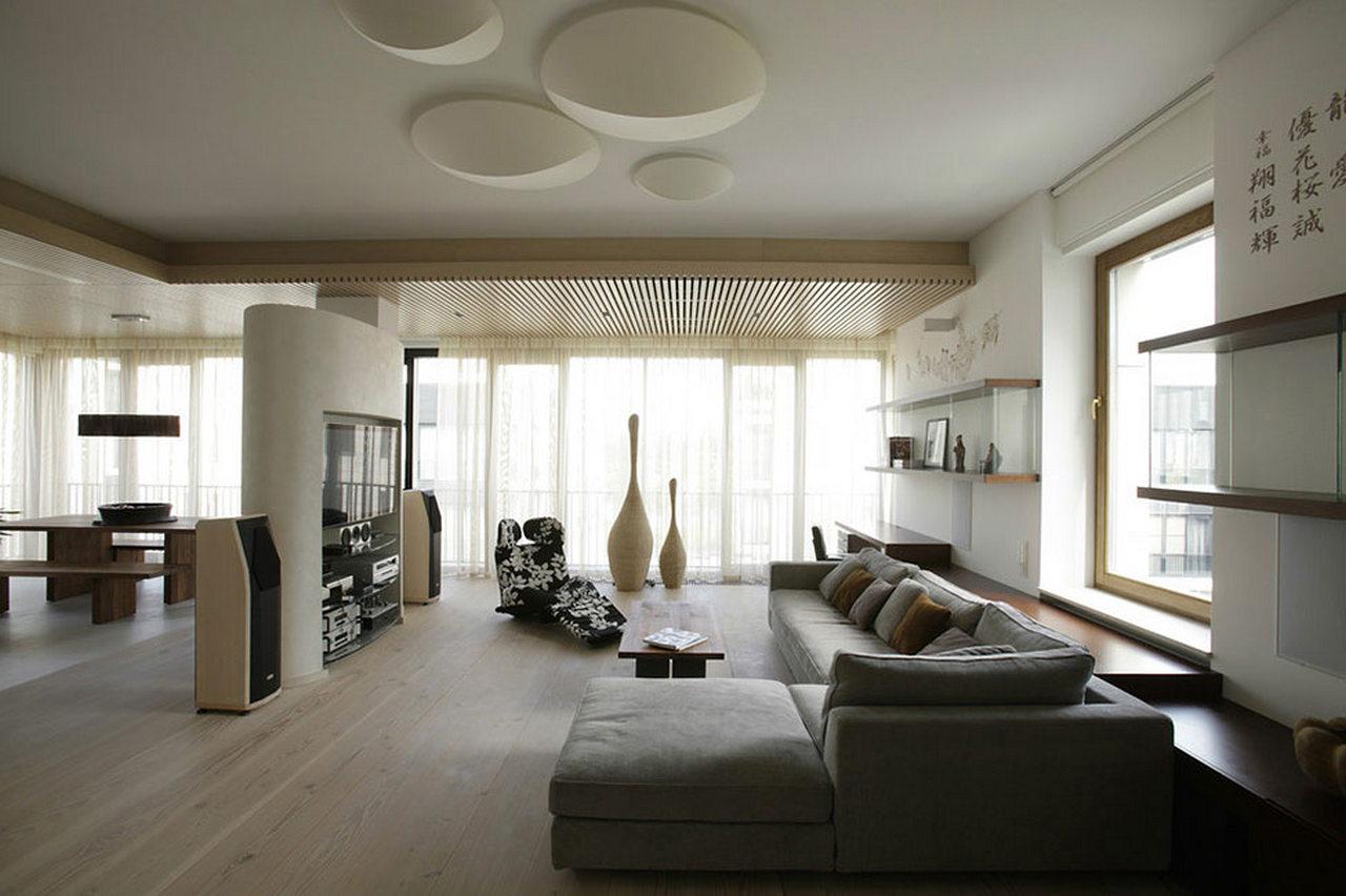 Design Of The Apartment`s Interior In Saint Petersburg From MK Interio  Studio