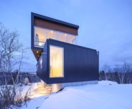 Fyren The Three-Stored House In Canada By Omar Gandhi Architect 16