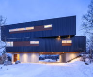 Fyren The Three-Stored House In Canada By Omar Gandhi Architect 7
