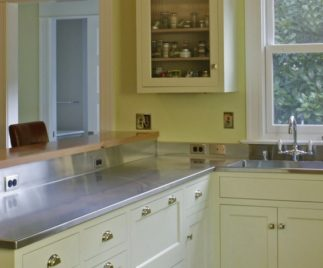 Kitchen Stainless Steel Countertop