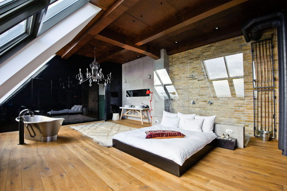 Loft In Budapest The Project Of Shay Sabag 19