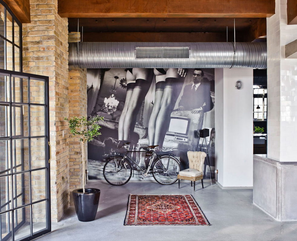Loft In Budapest The Project Of Shay Sabag 5