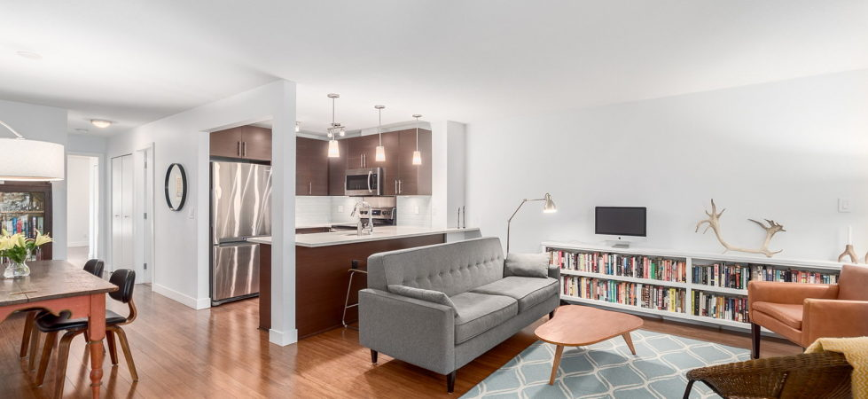Modern Apartment In Vancouver, Canada 1