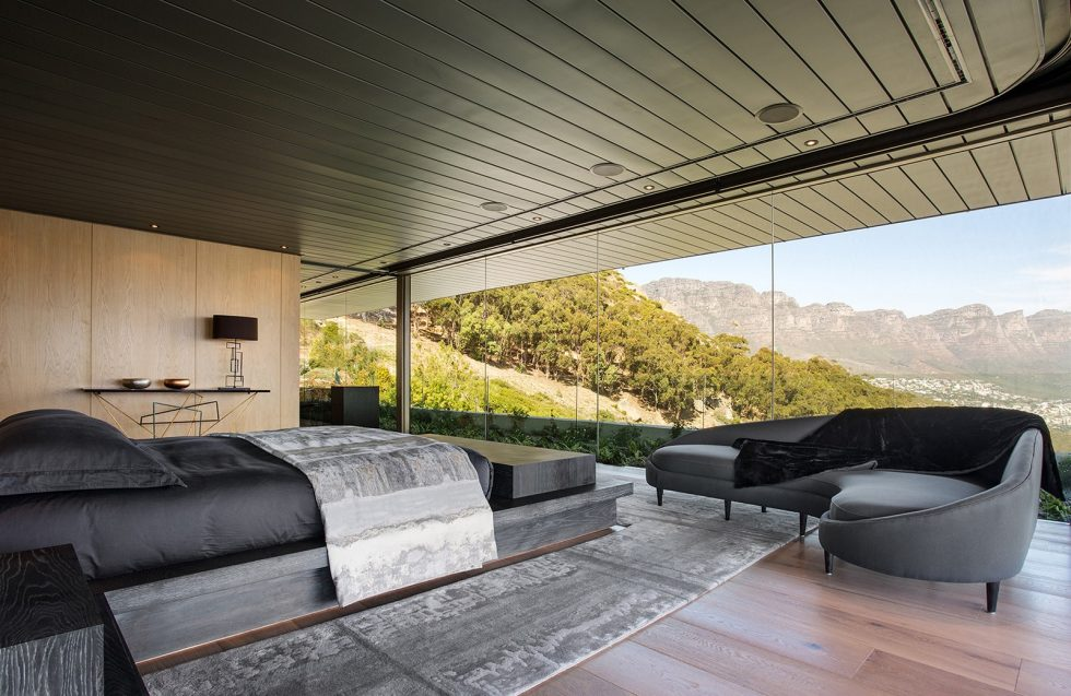 OVD 919 Villa At The Root Of Lion Head Mountain In South Africa From SAOTA Studio 4