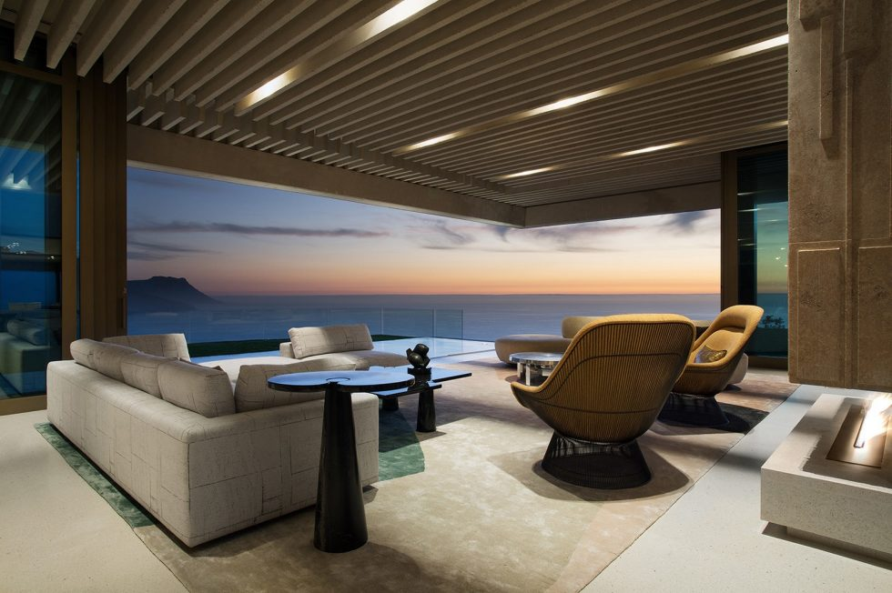 OVD 919 Villa At The Root Of Lion Head Mountain In South Africa From SAOTA Studio 5