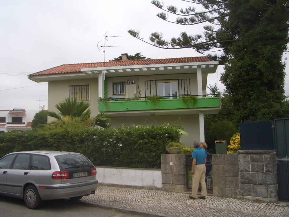 Oeiras House in Portugal from Joao Tiago Aguiar studio 14