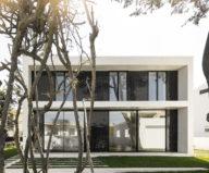 Oeiras House in Portugal from Joao Tiago Aguiar studio 17