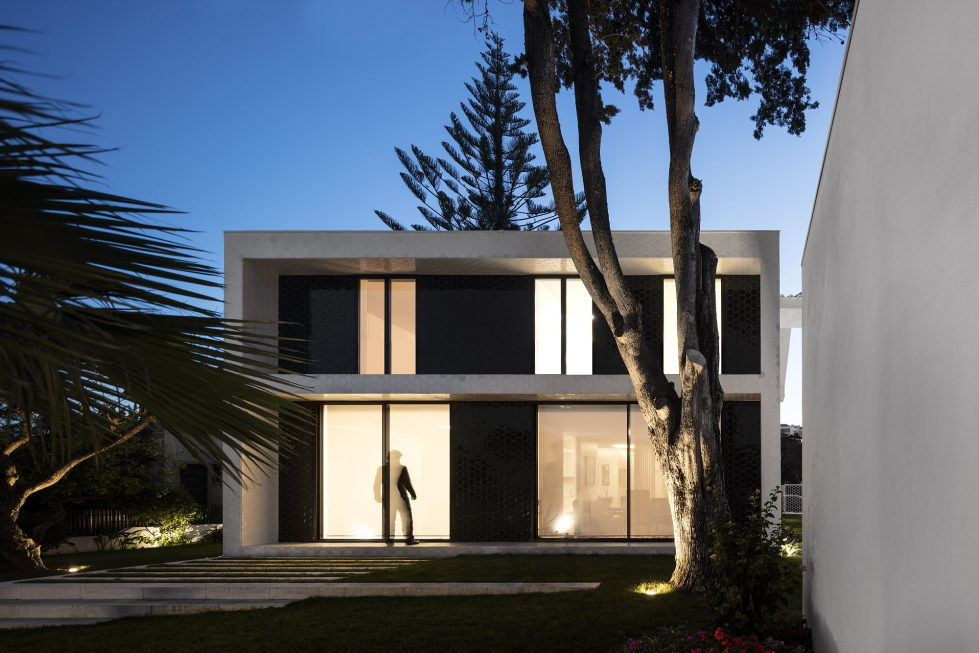 Oeiras House in Portugal from Joao Tiago Aguiar studio 2