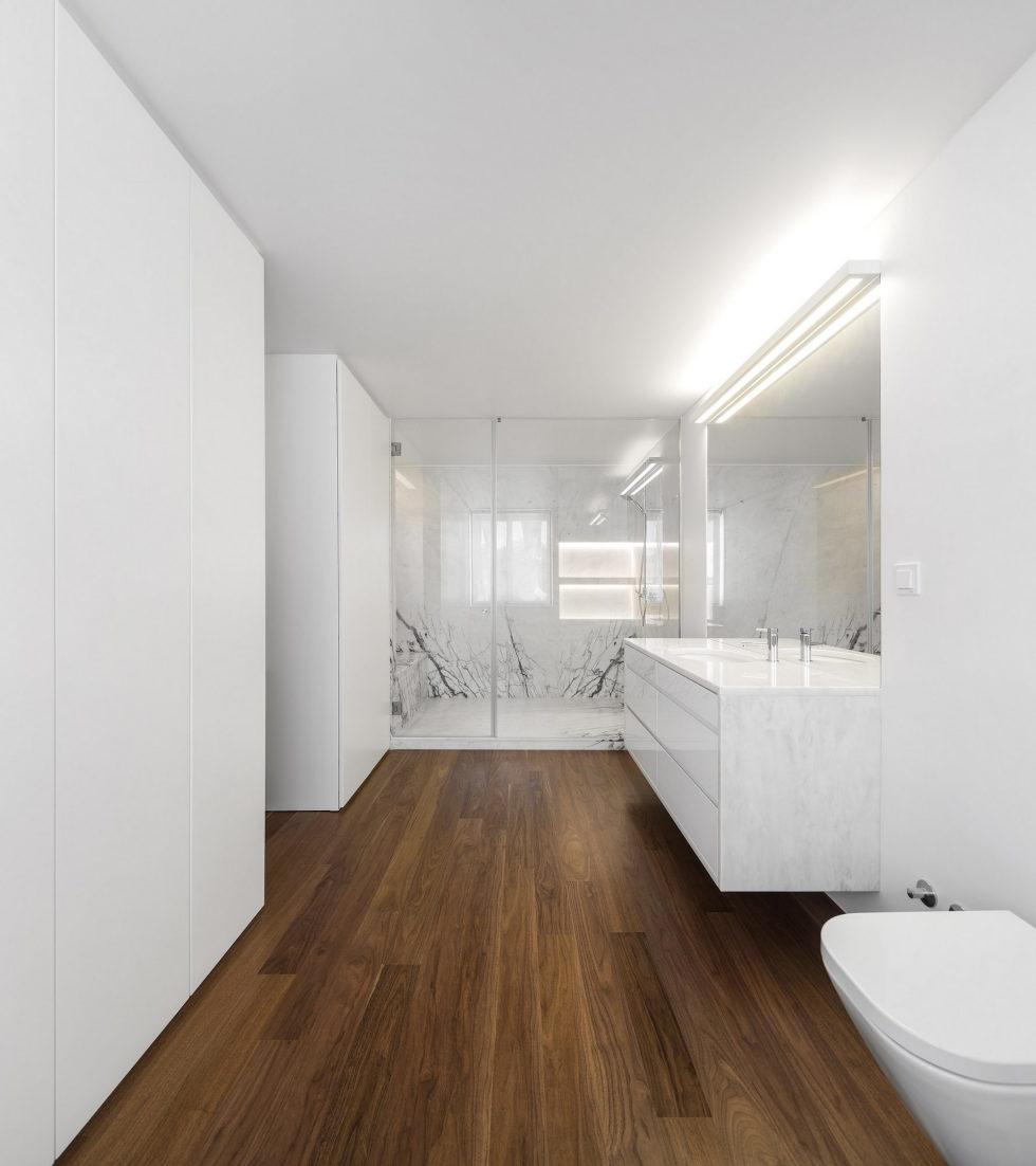 Oeiras House in Portugal from Joao Tiago Aguiar studio 26