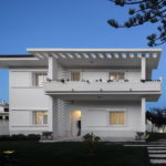Oeiras House in Portugal from Joao Tiago Aguiar studio 3