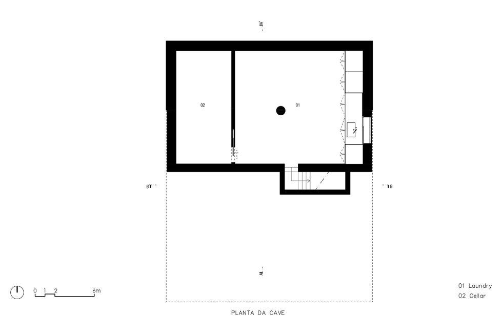Oeiras House in Portugal from Joao Tiago Aguiar studio 32