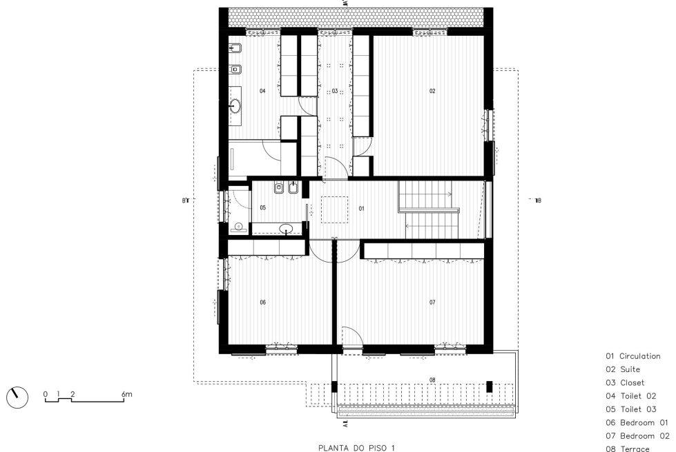 Oeiras House in Portugal from Joao Tiago Aguiar studio 34
