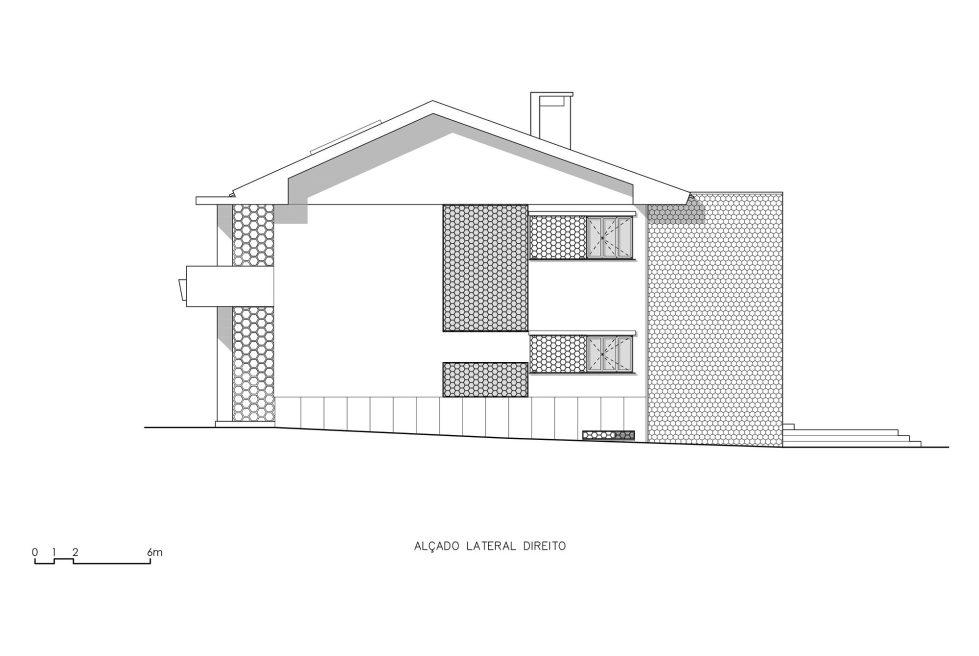 Oeiras House in Portugal from Joao Tiago Aguiar studio 38