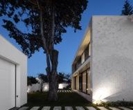 Oeiras House in Portugal from Joao Tiago Aguiar studio 4
