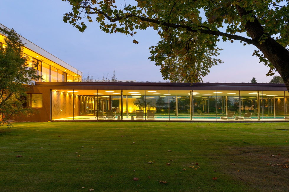 Pi Villa With Outstanding Landscape Park in Cepin From Oliver Grigic 11