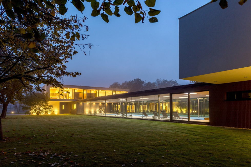 Pi Villa With Outstanding Landscape Park in Cepin From Oliver Grigic 14