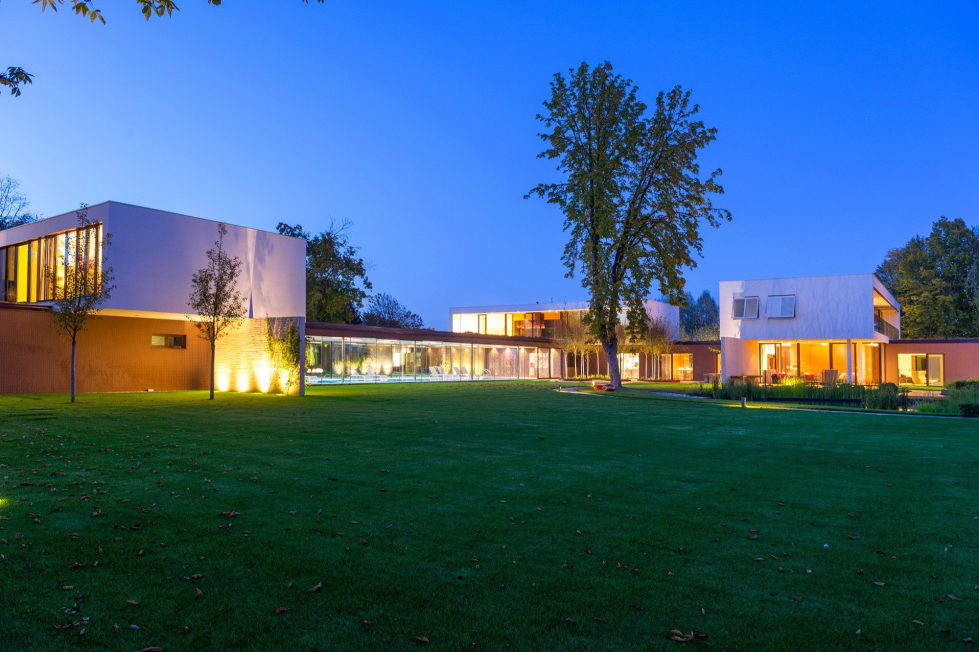 Pi Villa With Outstanding Landscape Park in Cepin From Oliver Grigic 15