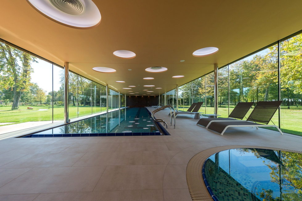 Pi Villa With Outstanding Landscape Park in Cepin From Oliver Grigic 23