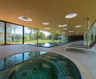 Pi Villa With Outstanding Landscape Park in Cepin From Oliver Grigic 5