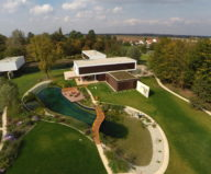 Pi Villa With Outstanding Landscape Park in Cepin From Oliver Grigic 7