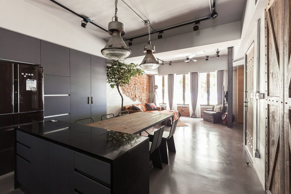 Renovation Of The Old Apartment In Taipei City (Taiwan) 3