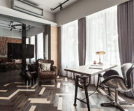 Renovation Of The Old Apartment In Taipei City (Taiwan) 5