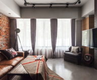 Renovation Of The Old Apartment In Taipei City (Taiwan) 8
