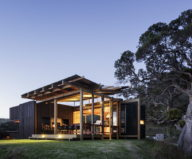 The Country House For Rest In New Zealand 6