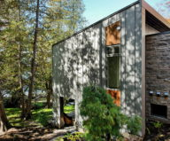 The cottage on the lake from the Boom Town architectural bureau 1