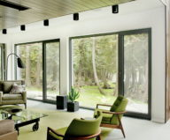 The cottage on the lake from the Boom Town architectural bureau 12