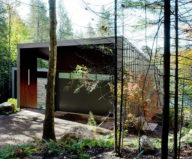 The cottage on the lake from the Boom Town architectural bureau 2