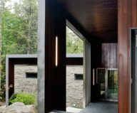 The cottage on the lake from the Boom Town architectural bureau 3